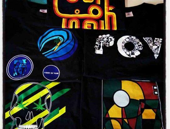 Camisetas Personalizadas con Vinilo Textil