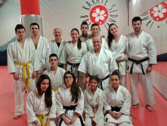 Chapas y Llaveros CLub de Karate Sedavi