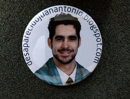 Chapas Para Acto en Recuerdo a Juan Antonio