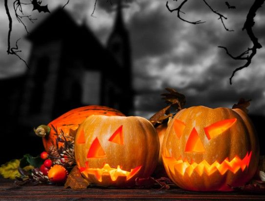Ideas para organizar una fiesta de Halloween
