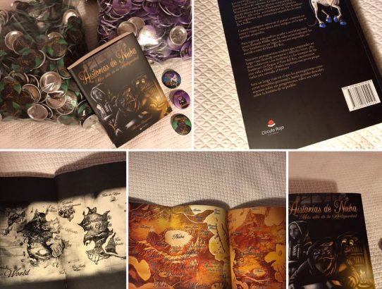 La historia de Dardira World Productions y un libro con muchas chapas!