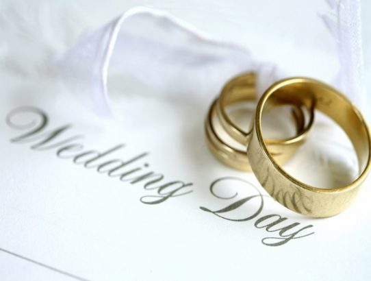 10 regalos personalizados para bodas