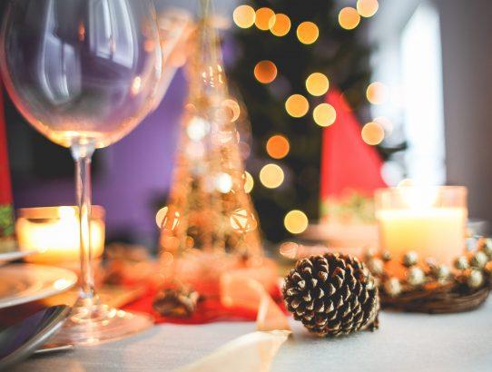 Cómo atrezzar las mejores fiestas navideñas