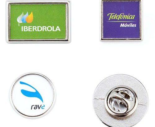 Pins personalizados para eventos, ¿cómo elegir el mejor?