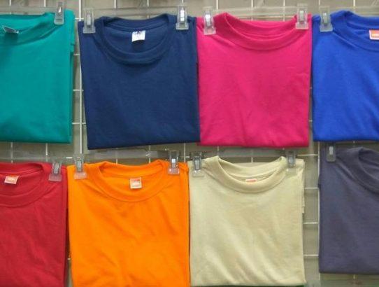 Porqué las camisetas personalizadas es el mejor elemento de marketing directo