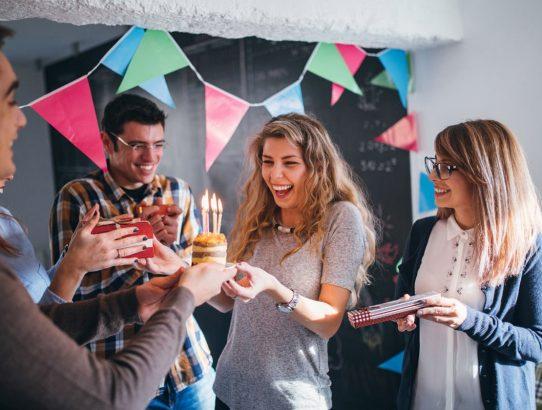 8 ideas para personalizar tu cumpleaños