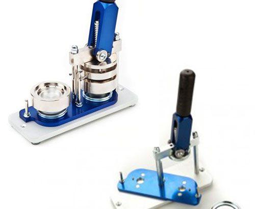 Conoce las 4 máquinas para hacer chapas en Chapea.com