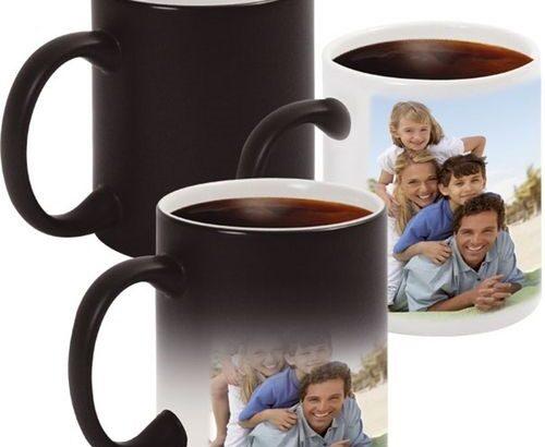 Tipos de tazas personalizadas para ofrecer como regalo